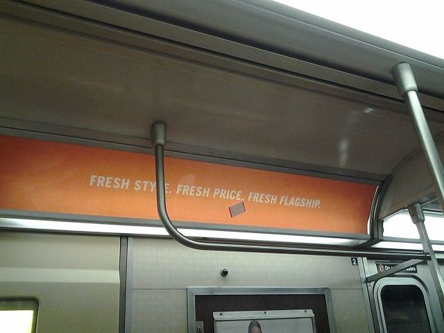 Joe Fresh Ad